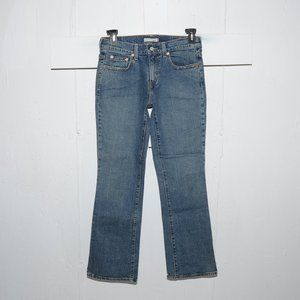 Levi's 515 boot womens jeans size 6 M  2162